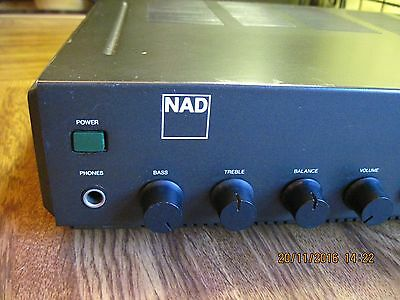 NAD  7125  receiver tuner amplifier + copy of owner's manual