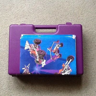 Meccano Multi Set 40 models Construction set in carry case with 6v Motor