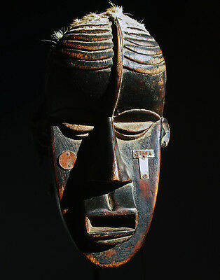 masque africain Bete Gouro Côte d'ivoire Guro Ivory coast mask tribal art