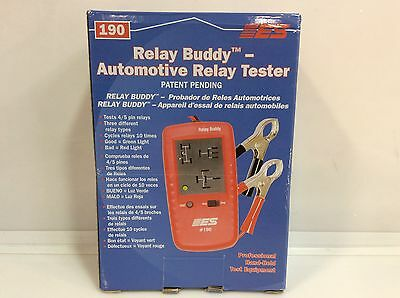 (Closeout) Electronic Specialties 190 Relay Buddy Automotive Relay Tester