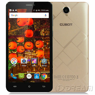 "6.0"" CUBOT MAX 4G LTE Smartphone Dual SIM Octa-Core 3GB 32GB Android 6.0 13MP UK"