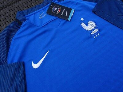 Maillot Equipe de France EURO 2016 Officiel - Taille M - NEUF !