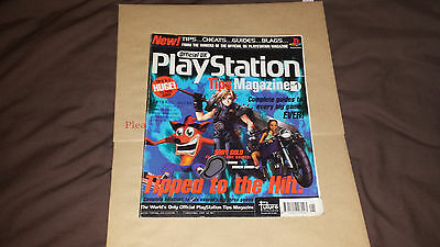 Official Uk Playstation Tips Magazine : Issue 1