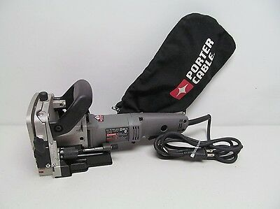 Porter-Cable Model 557 Corded Biscuit/Plate Joiner W/Dust Bag