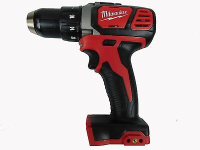 "New Milwaukee 2606-20 M18 18V Compact 1/2"" Drill/Driver"