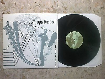 GOOT FROM THE BOOT - LP 1984 RARE ITALY punk new wave CANI PUTRID FEVER MIND kbd