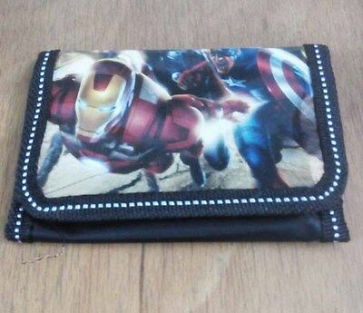 film Marvel's The Avengers kids Cion Money Pouch Bags Purse Wallet birthday Gift