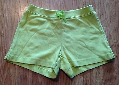 Gymboree Girls Summer Shorts bottoms Size 3 100% Cotton Preowned USA Ship