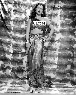 Hedy Lamarr in the Movie 'Samson and Delilah' Photo