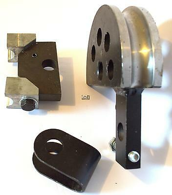 "1"" Tube Bender Die 3.5"" Set Round Model 3 Bending Shoe"