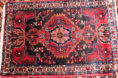 Authentic Persian carpet from Toyserkan village in Hamadan FREE POSTAGE IN OZ!