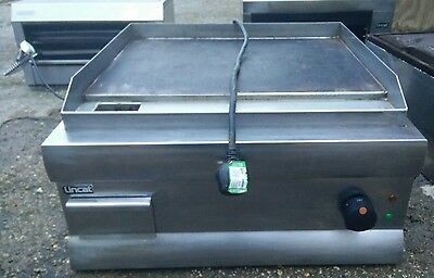 Lincat Griddle Electric GS6 Burger Grill  13amp single phase