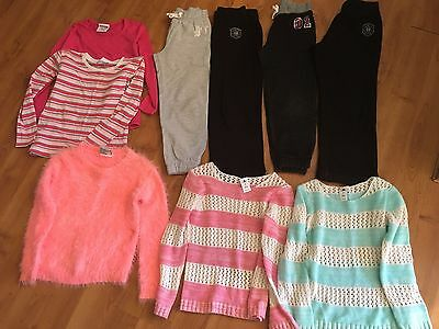 Bulk Lot Girls Winter Clothes Sizes 7 And 8