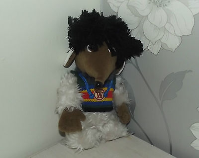 "1998 The Wombles Stepney 10"" First Love soft Plush Toy"
