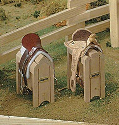 ToySaddle Stand Made Natural Wood Saddle Stand for Breyer Horses!