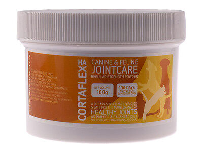 Feline & Canine Cortaflex Joint Care Powder 160 gm