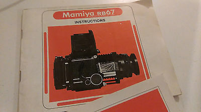 mamiya rb67 instruction manual
