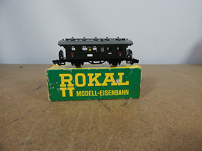 Rokal TT 01284 old timer coach ,made in west Germany boxed