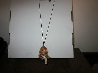 Little Kiddle Doll Type On A Chain