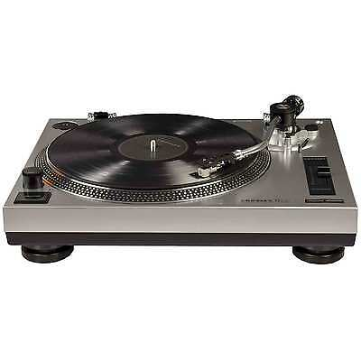 Crosley Turntable with S-Shaped Tone Arm with Adjustable Counterweight C100A-SI
