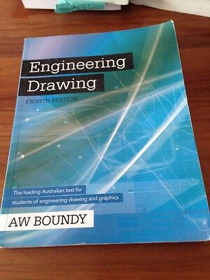 New Engineering Drawing Eighth Edition By Aw Boundy