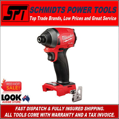 "MILWAUKEE M18BID-0 M18 18V CORDLESS 1/4"" IMPACT DRIVER GenII 2 SPEED - BARE TOOL"