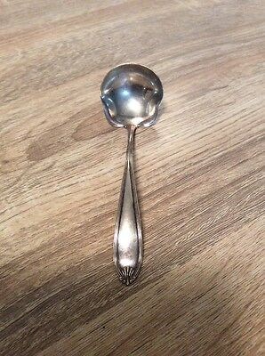 Sterling Silver Ladle Marked Sterling 17 Grams
