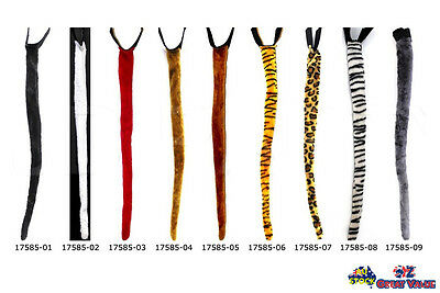 Animals Tails Tail Party Dress Up Party Assorted Costume Accessories JD 17585