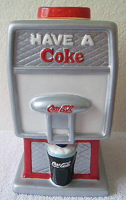 Coca-Cola COOKIE JAR 2002 HAVE A COKE BY HOUSTON HAVEREST Gifts