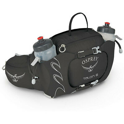 Osprey Talon 6 Lumbar Mens Bag Bumbag - Black One Size
