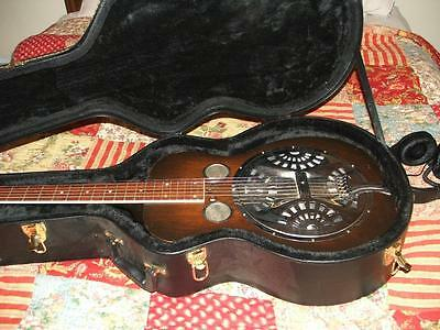 Very rare Vintage 1928 Dobro Prototype  resophonic guitar @@@ See Video @@@