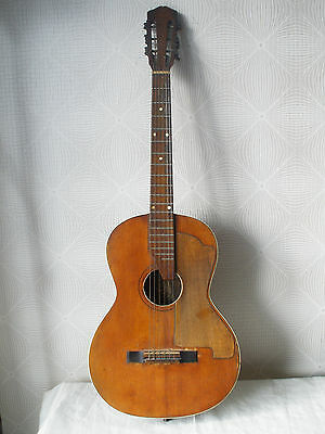 Antique Parlor Guitar all Solid Germany ?!?  Classical