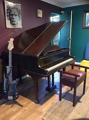 Baby Grand Parlour Piano
