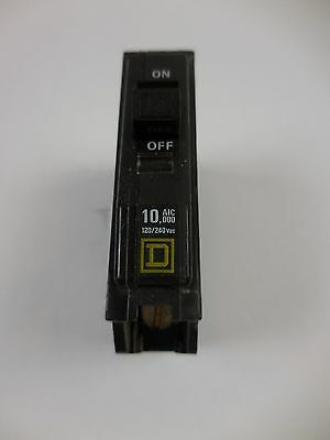 Square D QO115 1 Pole 15 Amp 120/240V Circuit Breaker NEW IN BOX