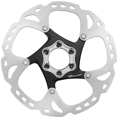 Shimano Deore Xt Sm-Rt86 180Mm Ice Tech 6-Bolt Disc Rotor