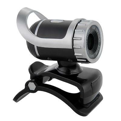 0.3 MP HD USB Webcam Cameras Web Cam with MIC Microphone for PC Computer Laptop