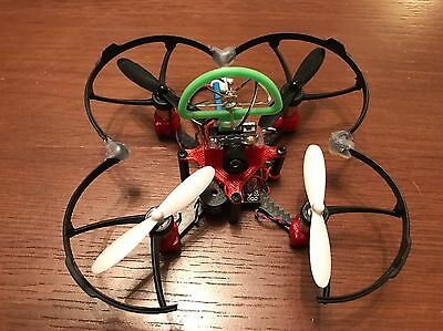 Matchstick 80 Micro Racing Drone With FlySky Receiver