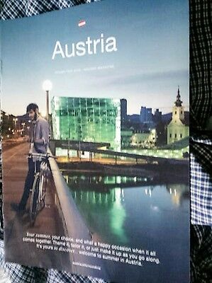 Austria round trip 2016 a4 holiday magazine 18 pages