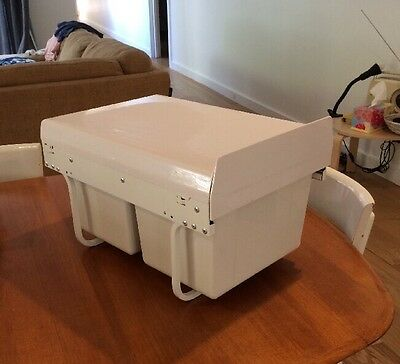 kitchen pull out bin