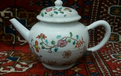Chinese porcelain teapot18th century