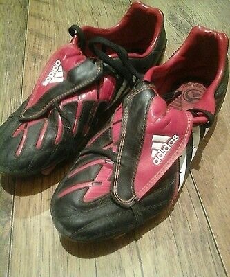 Mens Adidas Predator  Football Boots Size Uk 7