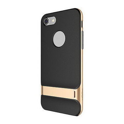 Shockproof Hybrid Stand Hard Bumper Soft Case Cover For iPhone 7/7 Plus Case