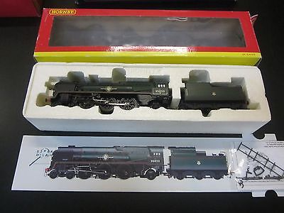 Hornby Merchant Navy Class Locomotive 00  R2170