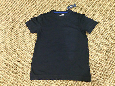 NWT Boys Youth Size X-Small XS 5 OLD NAVY BLUE SHIRT T-SHIRT TOPS SPRING CLOTHES