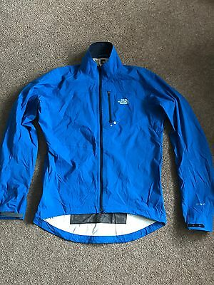 Men's NORTH FACE waterproof cycling jacket size s