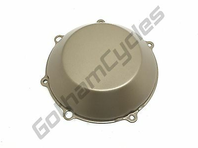 OEM Ducati Magnesium Gold Stock Engine Motor Dry Clutch Cover
