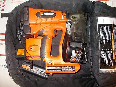 """Paslode CR175C Cordless Roofing Coil Nailer- """"Converted to Use Yellow Trim Fuel"""""""