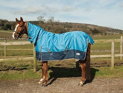 5ft 3. Lite weight  Combo  Torent turnout rug.    No fill.   Brand new