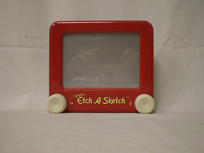 Travel Etch A Sketch In Good Used Condition. Thames Hospice 102R1