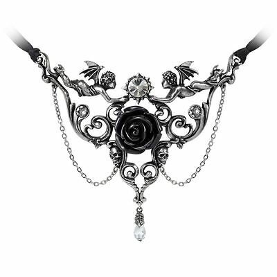 Alchemy Gothic Mesukmus Pewter Necklace BRAND NEW